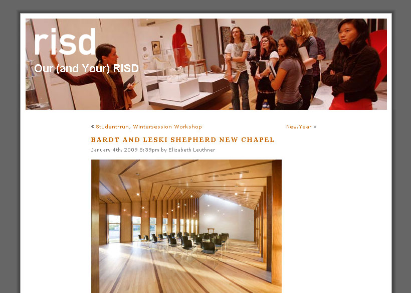 RISD, Maeda, and 3six0