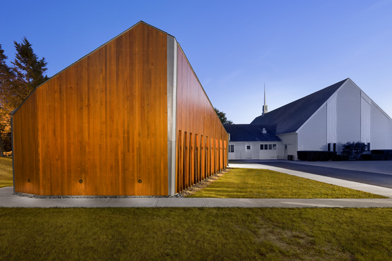 Connecting Architecture and Spirituality